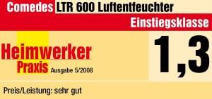 Comedes LTR 600 Test