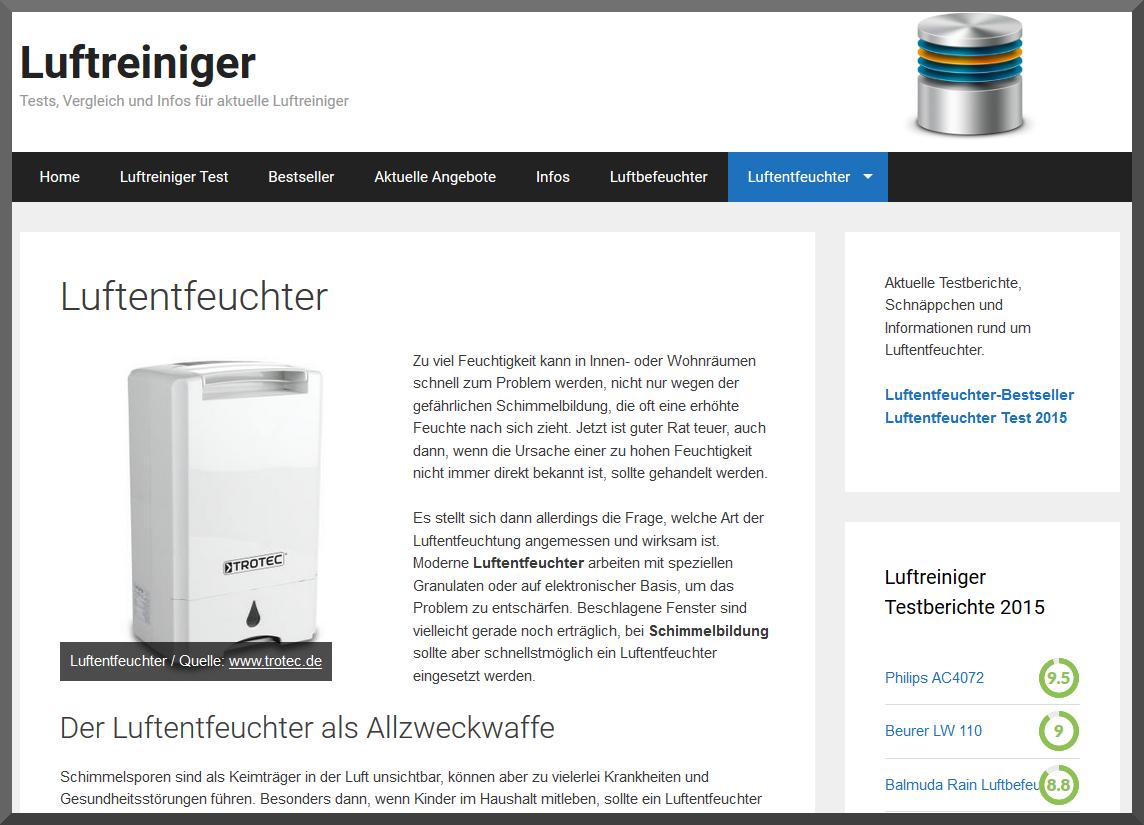 Luftentfeuchter_Informationen